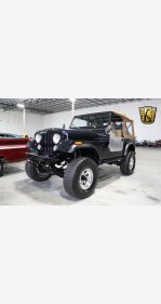 1982 Jeep CJ 7 for sale 101047105