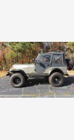 1982 Jeep CJ 5 for sale 101065096