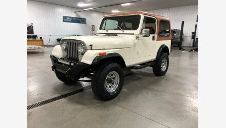 1982 Jeep CJ 7 for sale 101085713