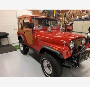 1982 Jeep CJ 5 for sale 101203007