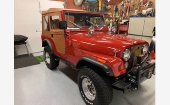 1982 Jeep CJ 5 for sale 101203007