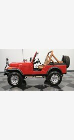 1982 Jeep CJ 5 for sale 101230657