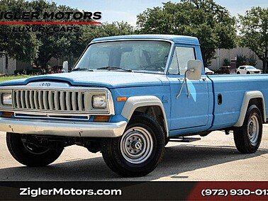 1982 Jeep Pickup for sale 101359106