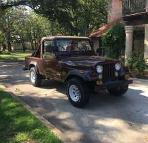 1982 Jeep Scrambler for sale 101209380