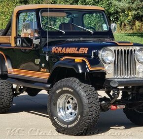 1982 Jeep Scrambler for sale 101219098