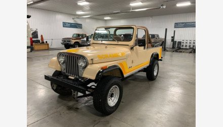 1982 Jeep Scrambler for sale 101315052