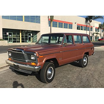 1982 Jeep Wagoneer for sale 101224294