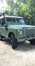 1982 Land Rover Series III for sale 101217710