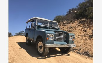 1982 Land Rover Series III for sale 101405290