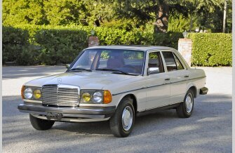 1982 Mercedes-Benz 240D for sale 101355362