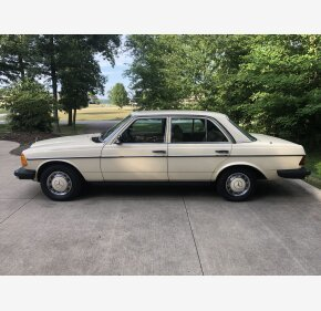 1982 Mercedes-Benz 240D for sale 101356526