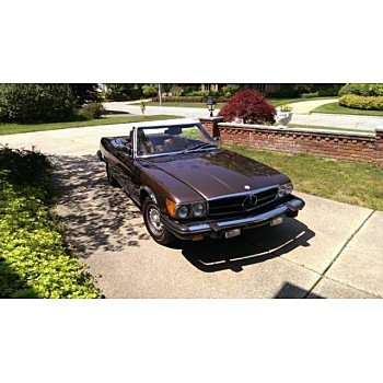 1982 Mercedes-Benz 380SL for sale 100838021