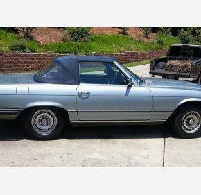 1982 Mercedes-Benz 380SL for sale 100940588
