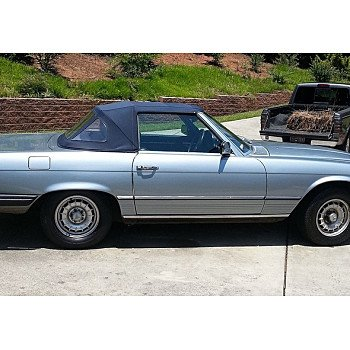 1982 Mercedes-Benz 380SL for sale 100940588