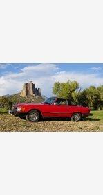 1982 Mercedes-Benz 380SL for sale 100990578