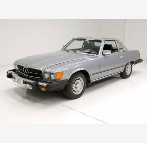 1982 Mercedes-Benz 380SL for sale 101066862