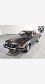 1982 Mercedes-Benz 380SL for sale 101139508