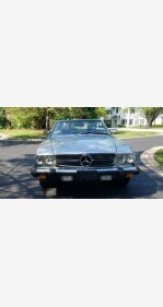 1982 Mercedes-Benz 380SL for sale 101197001