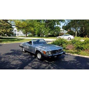 1982 Mercedes-Benz 380SL for sale 101197001