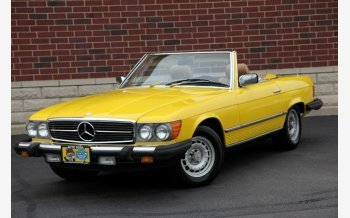 1982 Mercedes-Benz 380SL for sale 101217695
