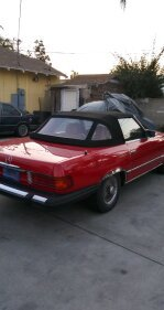 1982 Mercedes-Benz 380SL for sale 101242557