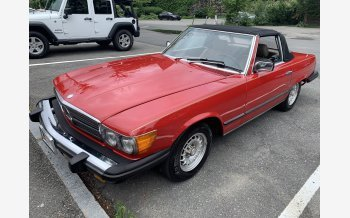 1982 Mercedes-Benz 380SL for sale 101343973
