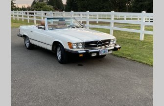 1982 Mercedes-Benz 380SL for sale 101355245