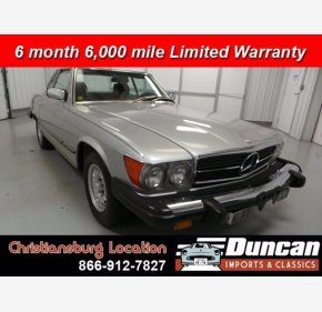1982 Mercedes-Benz 380SL for sale 101359769