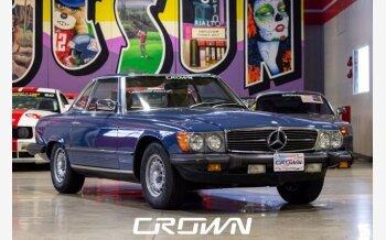 1982 Mercedes-Benz 380SL for sale 101377577