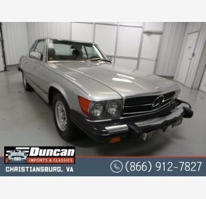 1982 Mercedes-Benz 380SL for sale 101382643