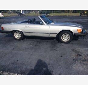 1982 Mercedes-Benz 380SL for sale 101390156