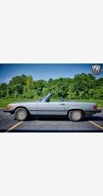 1982 Mercedes-Benz 380SL for sale 101425469