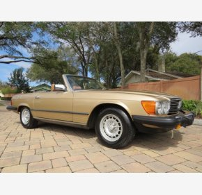 1982 Mercedes-Benz 380SL for sale 101457224