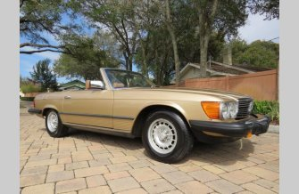 1982 Mercedes-Benz 380SL for sale 101457224