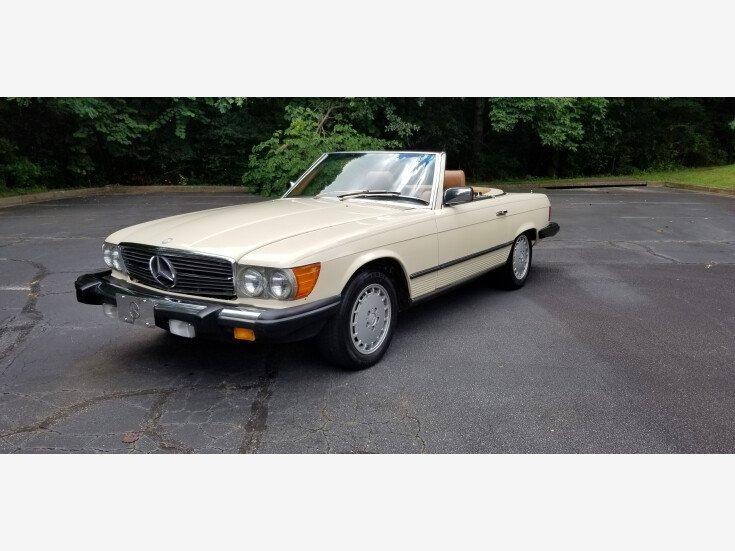 1982 Mercedes-Benz 380SL for sale 101551878