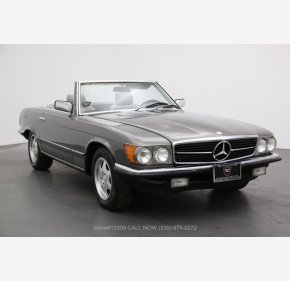1982 Mercedes-Benz 500SL for sale 101327996