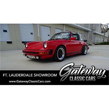 1982 Porsche 911 SC Targa for sale 101290067