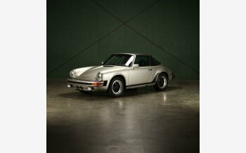 1982 Porsche 911 SC Targa for sale 101376978