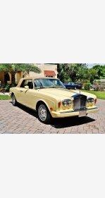 1982 Rolls-Royce Corniche for sale 101009545