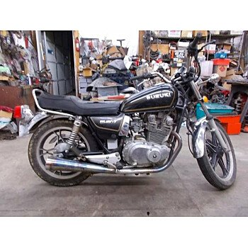 1982 Suzuki GS450T for sale 200786164
