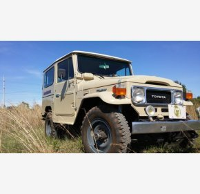 1982 Toyota Land Cruiser for sale 101354642