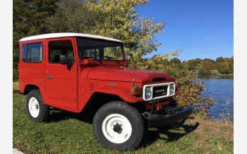 1976 Toyota Land Cruiser Classics for Sale - Classics on