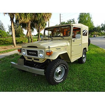 1982 Toyota Land Cruiser for sale 101282272