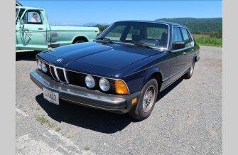 1983 BMW 733i for sale 101543963