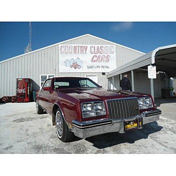 1983 Buick Riviera for sale 100748375
