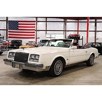 1983 Buick Riviera Convertible for sale 101082934