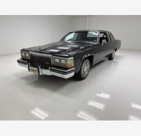 1983 Cadillac De Ville Coupe for sale 101343003