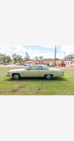 1983 Cadillac De Ville Coupe for sale 101386770