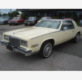 1983 Cadillac Eldorado for sale 101185613