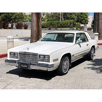 1983 Cadillac Eldorado for sale 101377666